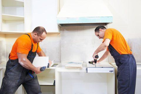 Comment monter une cuisine?