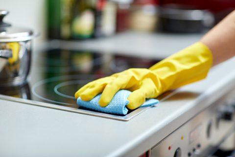 entretien plaque de cuisson
